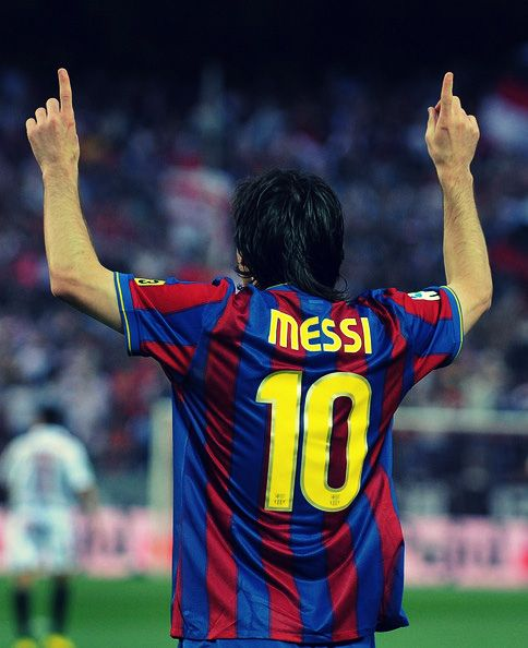 Lionel Andres Messi, FC Barcelona
