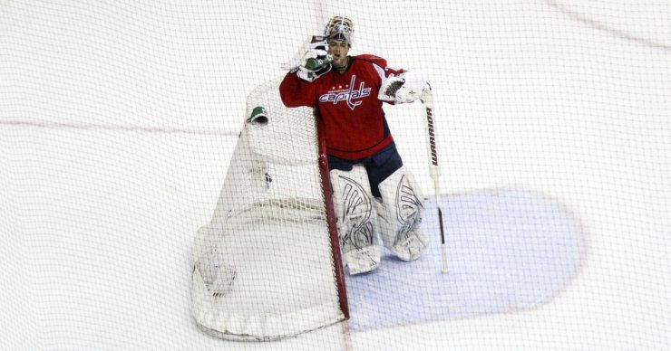 Braden Holtby - Washingtonin supermies