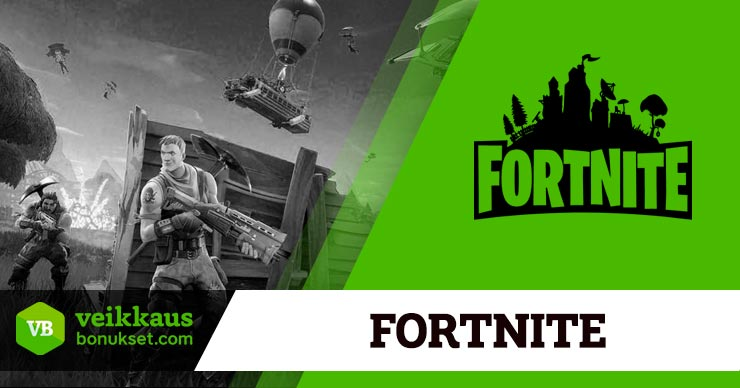 Fortnite vedonlyönti