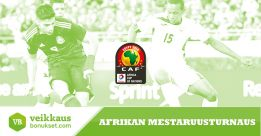 African Cup of Nations: Egypti - Etelä-Afrikka