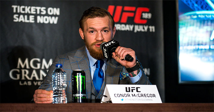 UFC: Conor McGregor -  Donald Cerrone