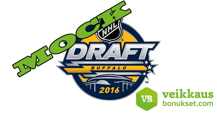 Mock Draft - NHL Draft 2016