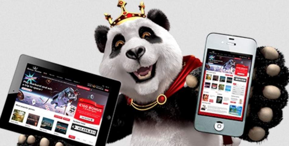 Royal Panda mobiili